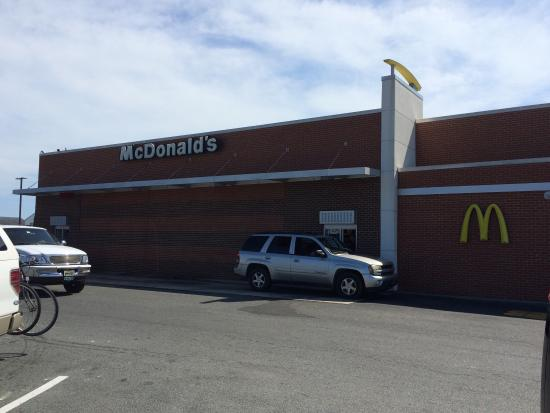 McDonald's: McDonald's long neck