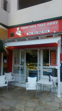 PapaTapa Take Away