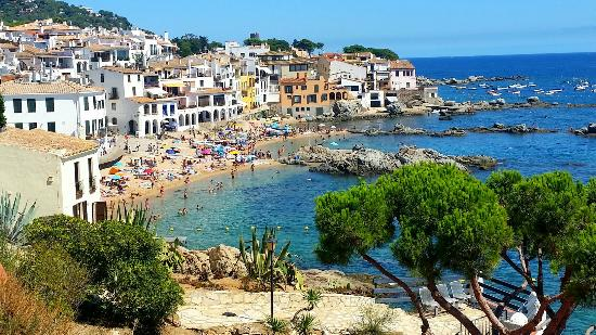 Playas de Calella