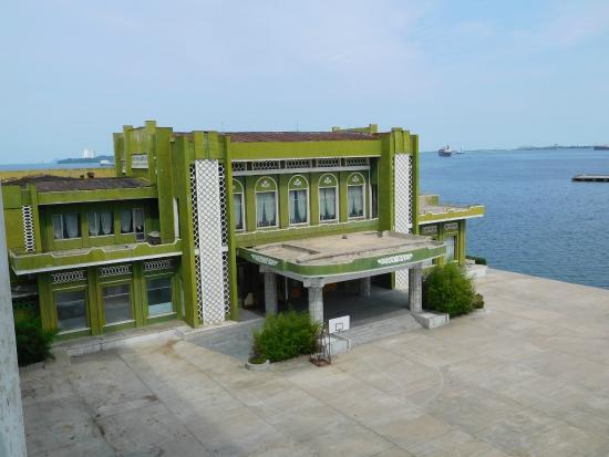 Songdowon Tourist Hotel : hotel