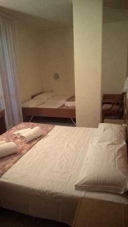 Hotel Airone: Camera quadrupla