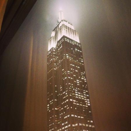 Hilton Garden Inn New York/West 35th Street: Fantastic views from the room