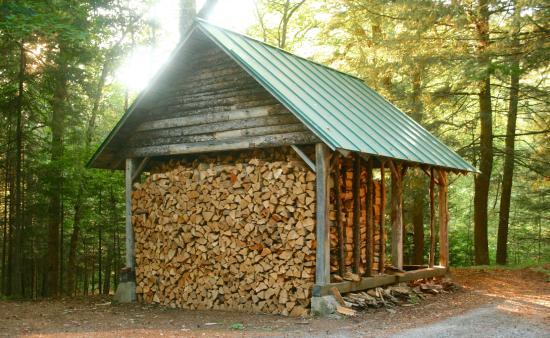 The Waldheim : the wood house
