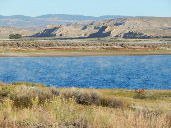 La Barge, WY: Fontanelle Creek Campgound