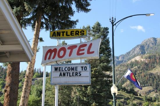 Antlers Motel: Great Find in Ouray