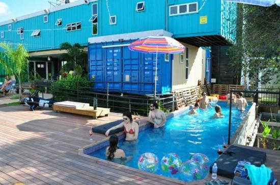 Image result for 1. Tetris Container Hostel