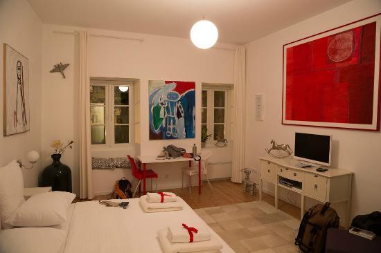 Sobe 17 Picture Of Rooms Zagreb 17 Tripadvisor