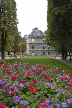 ปารีส, ฝรั่งเศส: jardines