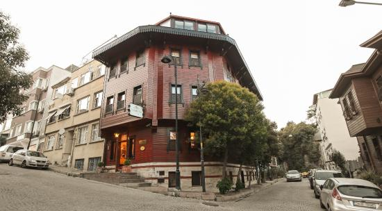 Dersaadet Hotel Istanbul : Exterior
