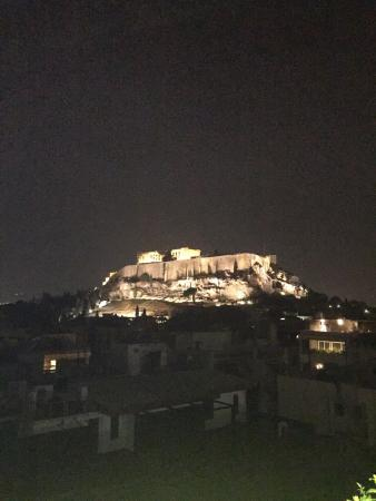 The Athens Gate Hotel: Amazing view, fantastic locations, friendly staff. Highly recommend The Athens Gate!