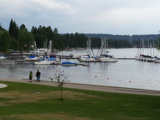 Hotel McCall: McCall Marina and Waterfront