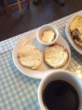 Paonia, CO: English Muffin