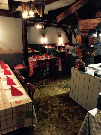 Cafe Restaurant des Trois Suisses