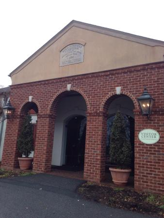 Barboursville Vineyards and Historic Ruins