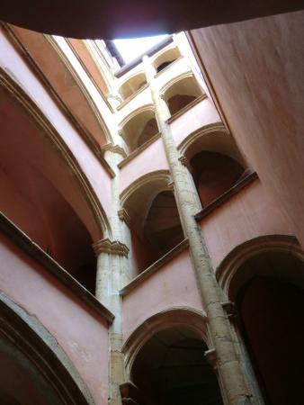 Traboules - Hotel Cour des Loges : Conservação