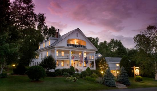 Rabbit Hill Inn Hotel And Restaurant Near St Johnsbury Vermont Delicious