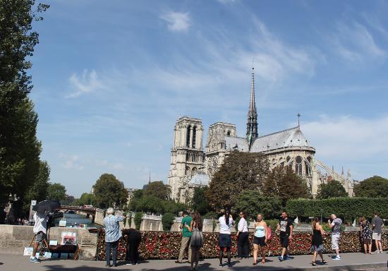 ปารีส, ฝรั่งเศส: La Ciudad del Amor