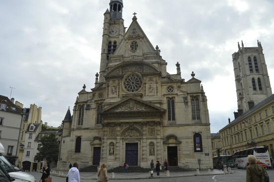Paris, France: Fachada principal
