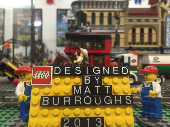 Roads and Rails Museum: Nice job Matt Burroughs!!!
