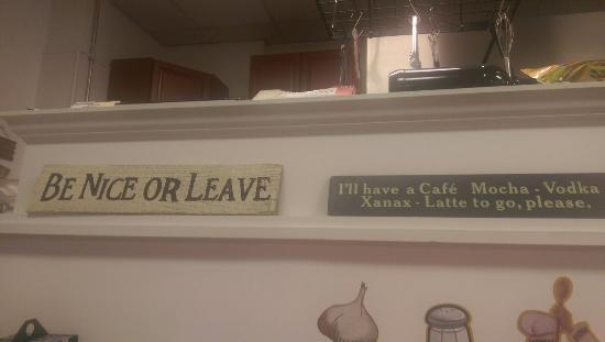 Swarthmore, PA: Vicky's Place