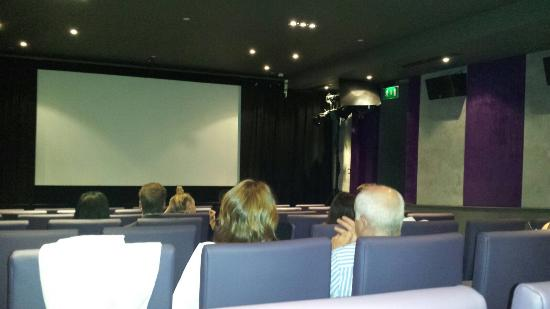 Courthouse Hotel Cinema Picture Of Private Cinema At Courthouse