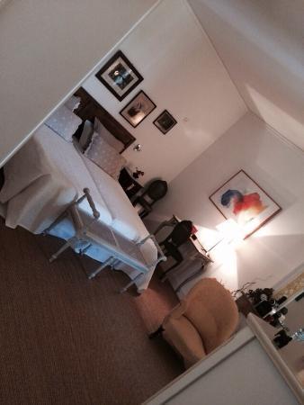 Villenave-de-Rions, Prancis: Belle chambre avec dressing, sdb, terrasse