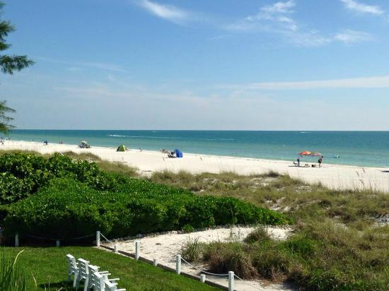 Blue Water Beach Club : View from room #228
