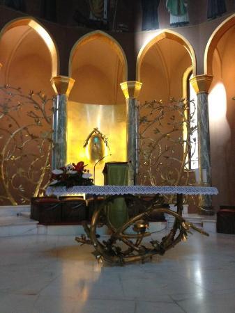Altar da bas lica de santa rita em c ssia it lia for Basilica di santa rita da cascia
