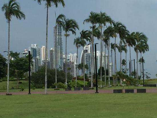 Le Meridien Panama: Balboa Avenue