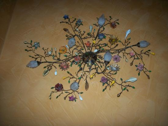 L'Infiorescenza: lampadari esclusivi