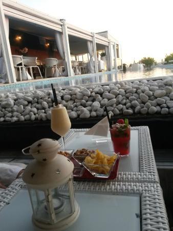 Terrace Posh Bar Restaurant Rome Esquilino Restaurant