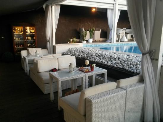Terrasse Picture Of Terrace Posh Bar Restaurant Rome