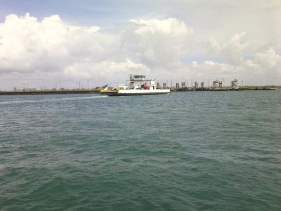 The Port Aransas Ferry System