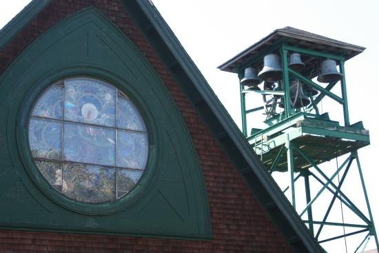 St. Saviour's Church : : great bell tower!