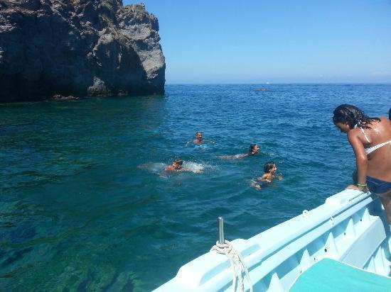 Soggiorno a Ischia...anche i bambini non volevano andar via! (Gita ...