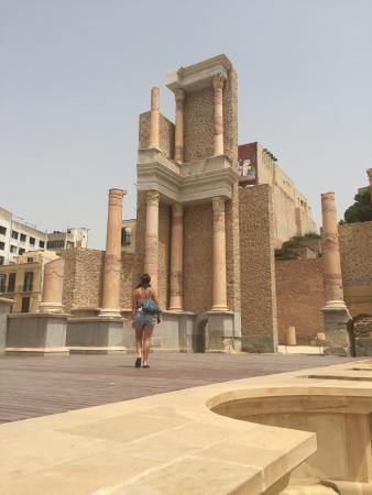 photo2.jpg - Picture of Roman Theatre Museum, Cartagena ...