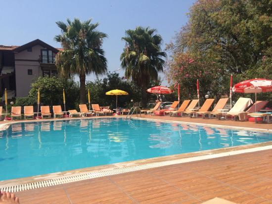 Ozturk Hotel Hisaronu: spotless!