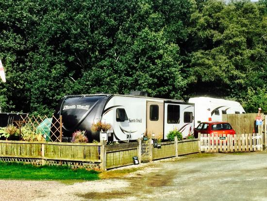 Delamere Camping and Caravanning Club Site