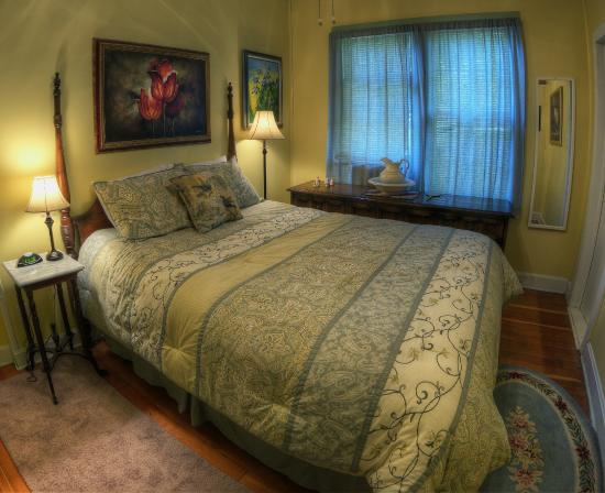 New York House Bed & Breakfast: Bedroom