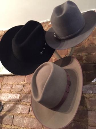 Space Cowboy Boots  American Hat Fur selection in stock and custom available 82964d62e2b