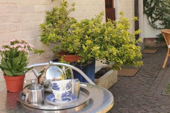Kilham, UK: Take tea with us