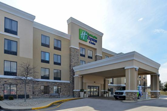 Holiday Inn Express Hotel & Suites Indianapolis W - Airport Area: Welcome