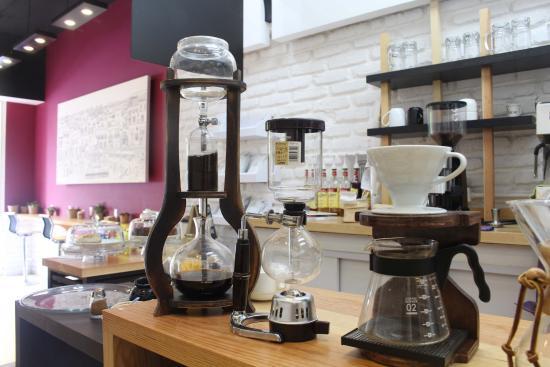 Borola Café San Ángel