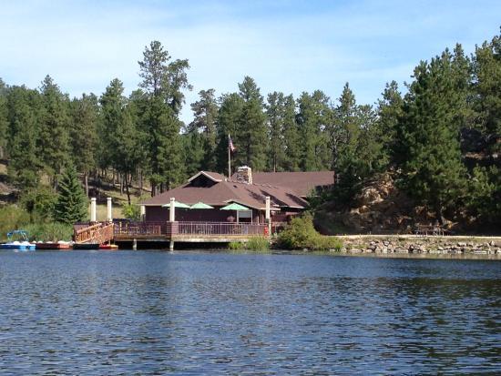 100 Year Old Legion Lake Lodge