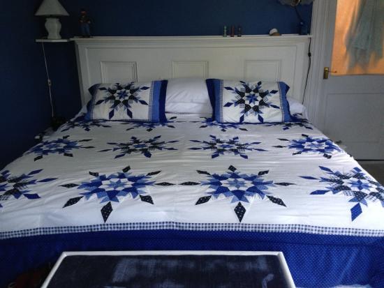 Pelham House Bed & Breakfast: Our room