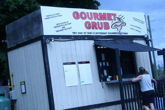 Gourmet Grub