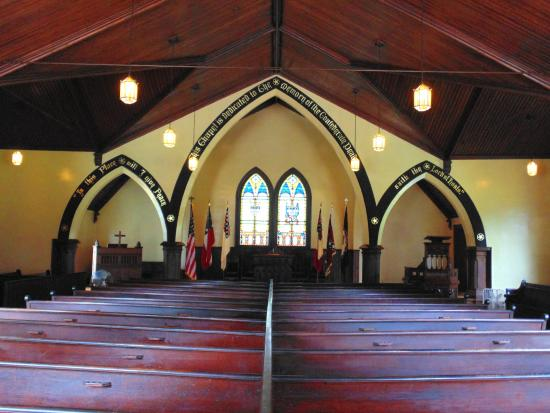 Confederate War Memorial Chapel
