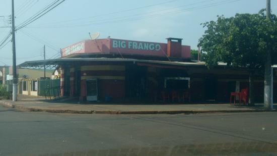 Big Frango Dourado