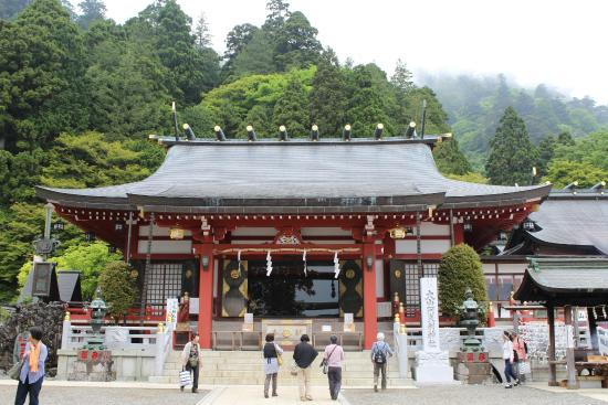 Oyama Afuri Shrine