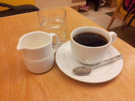 UCC cafe: Coffee at Global Works by UCC